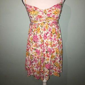 Betsey Johnson Women's Floral Dress size Medium